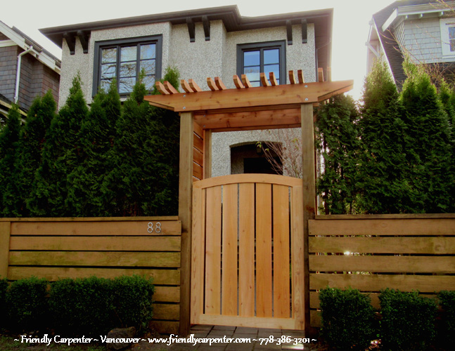 Friendly Carpenter Fencing Contractor Offering
